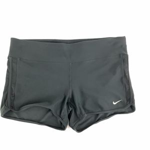 Nike Women Running Boy Shorts Black Size XL